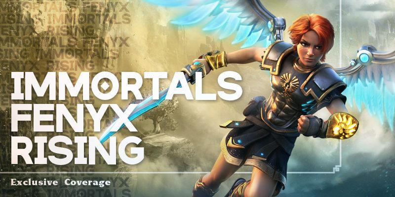 Passer d'Assassin's Creed aux Immortels Fenyx Rising
