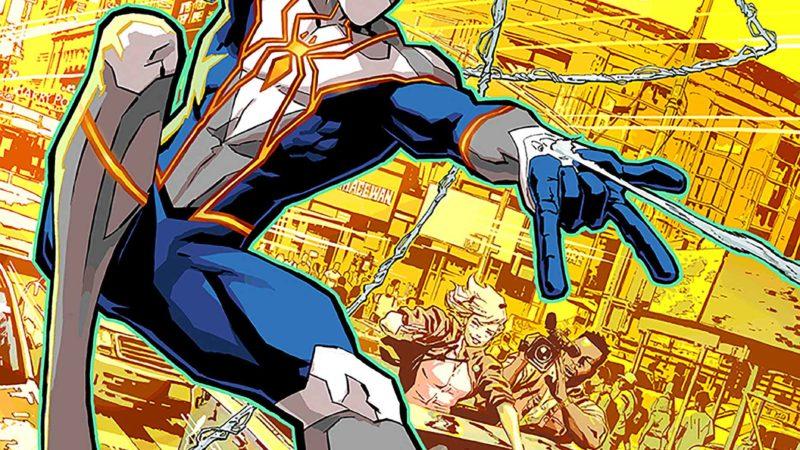 Marvel révèle le nouveau costume  de Spider-Man pour 2021
