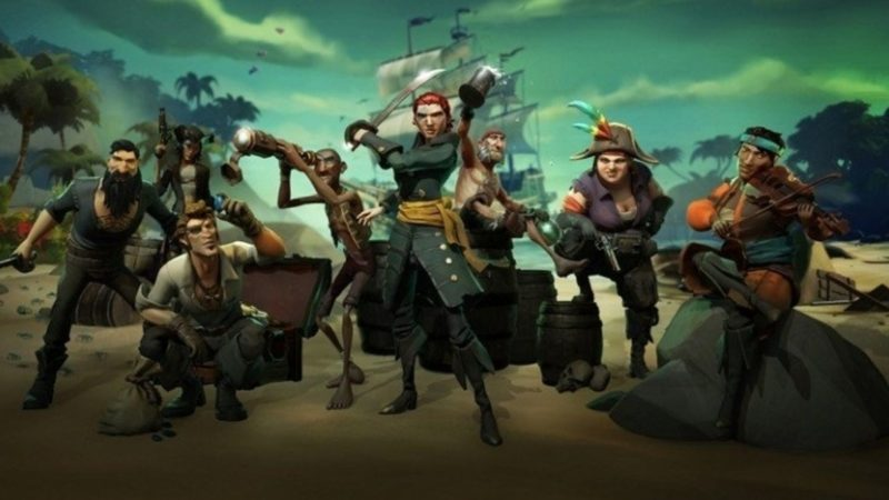 La saison 1 de Sea of Thieves débute cette semaine