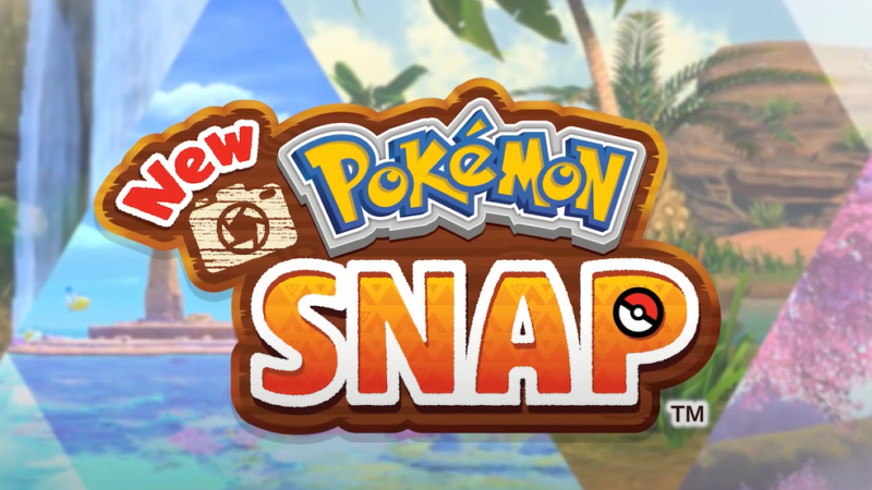Le nouveau Pokémon Snap  arrive sur Nintendo Switch le 30 avril