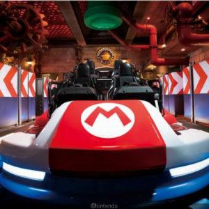 L'ouverture du Super Nintendo World retardée en raison de l'état d'urgence d'Osaka