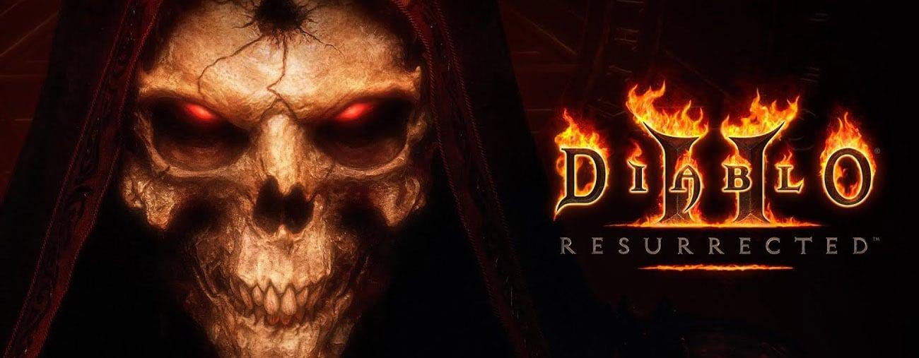 Blizzard annonce Diablo 2: Resurrected  pour PC et consoles