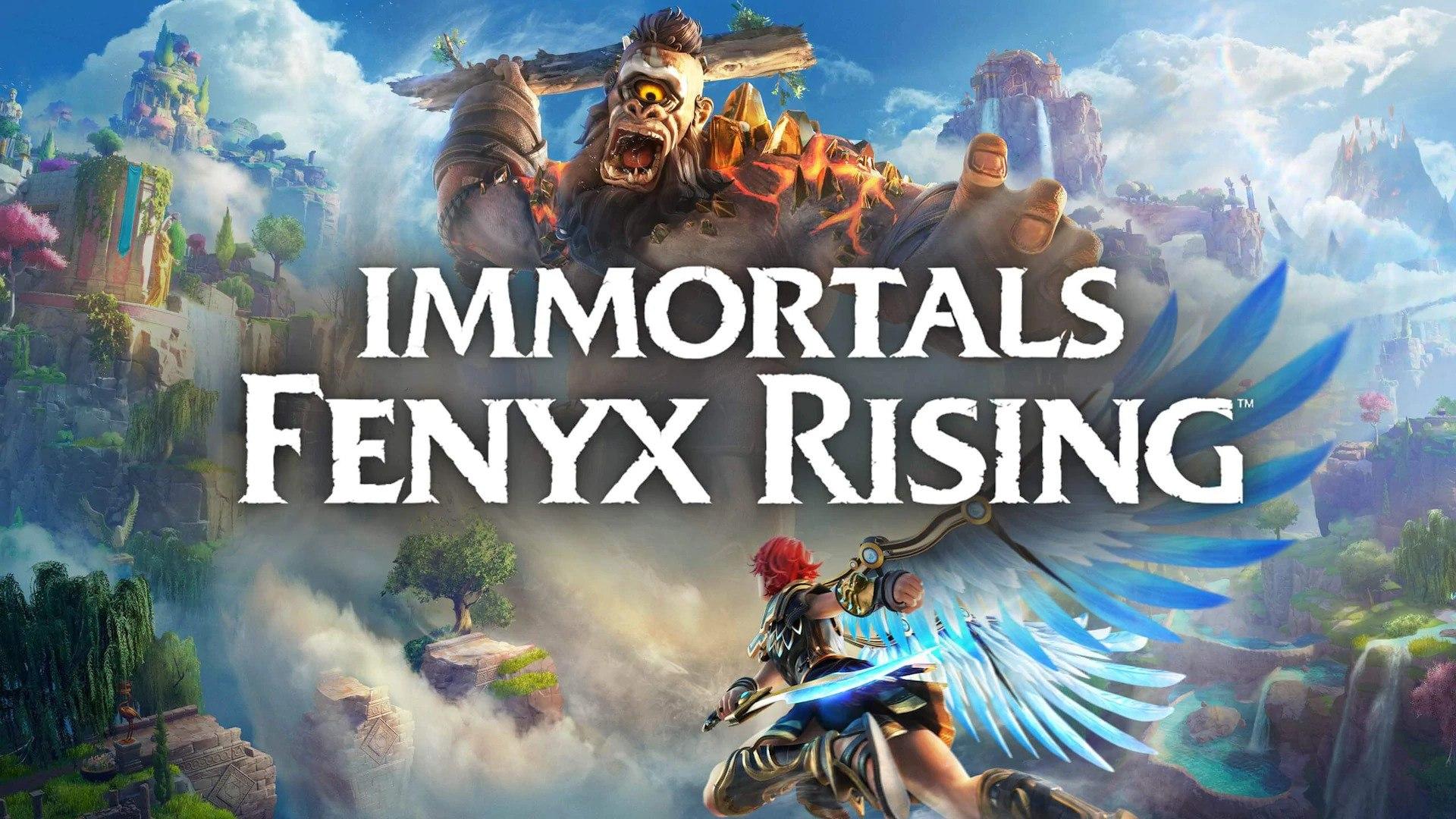 Le deuxième DLC Myths of the Eastern Realm d'Immortals Fenyx Rising obtient la date de sortie en mars