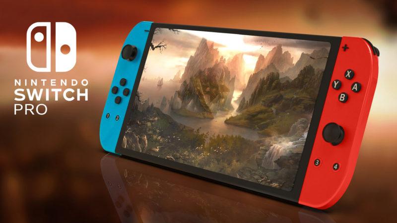 Le nouveau rapport Nintendo Switch Pro inquiète les fans