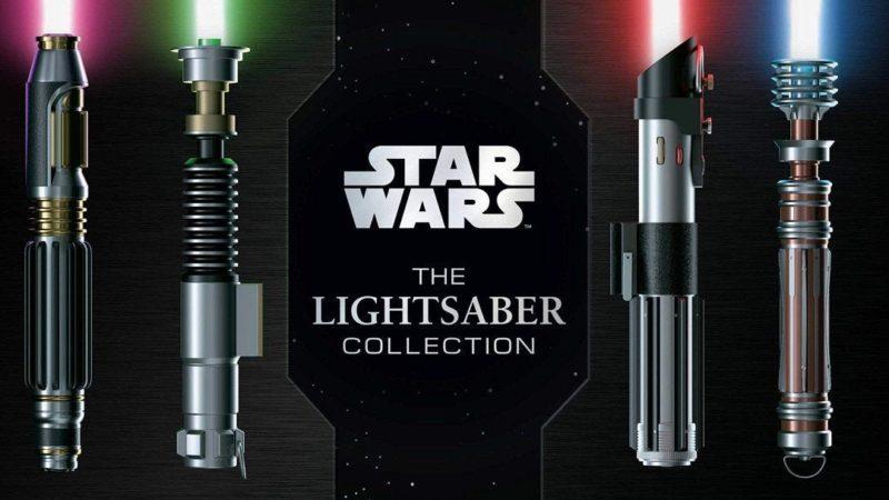 Disney a créé un sabre laser Star Wars fonctionnel