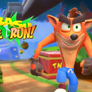 Crash Bandicoot: On the Run a gagné environ 700000 $ en une semaine