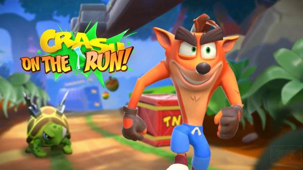 Crash Bandicoot: On the Run a gagné environ 700000 $ en une semaine