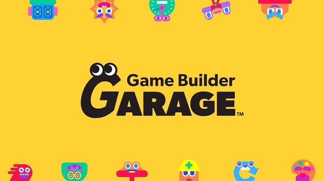 Le garage Nintendo Game Builder enseigne la conception de jeux aux enfants