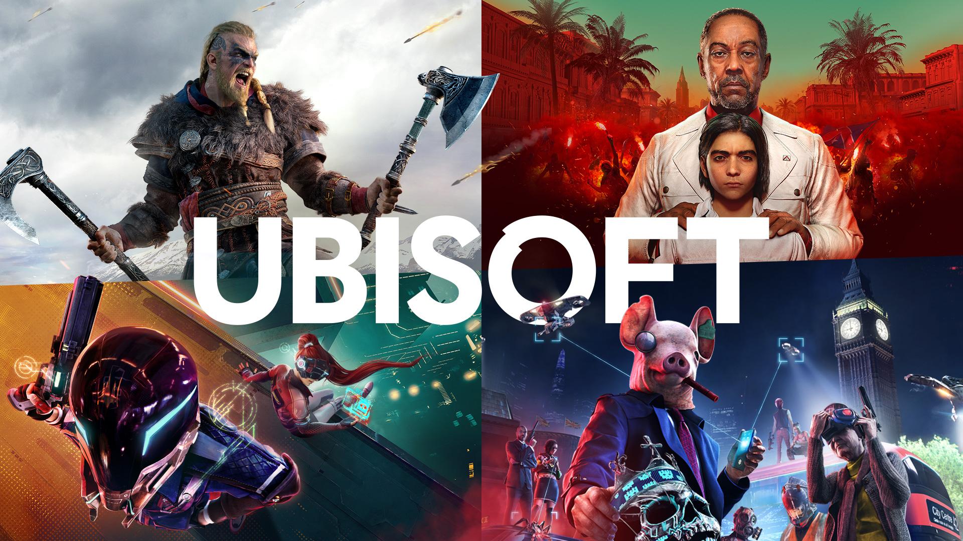 La vente Ubisoft Switch propose des offres sur tout, d'Assassin's Creed à Rayman