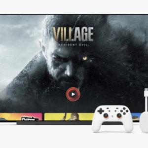 Google associe la manette Stadia et le Chromecast en un pack à 100$